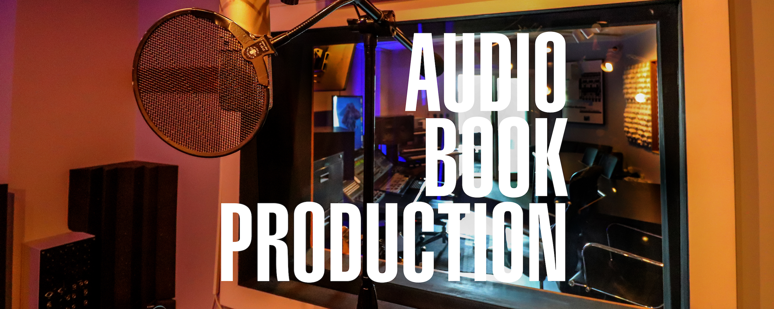 Audiobook Production